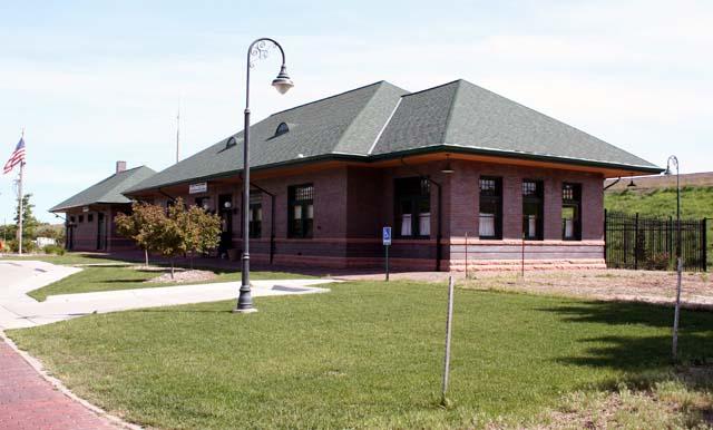 Burlington Depot