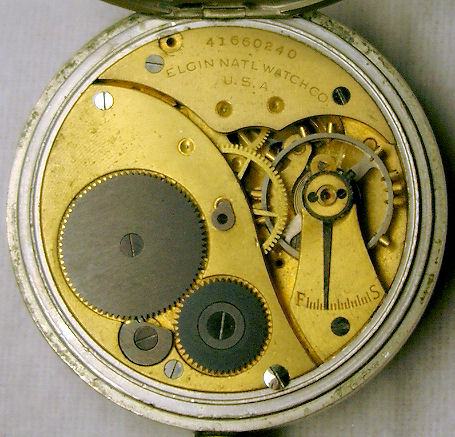 Elgin timer Movement