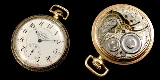 Illinois Interstate Chronometer