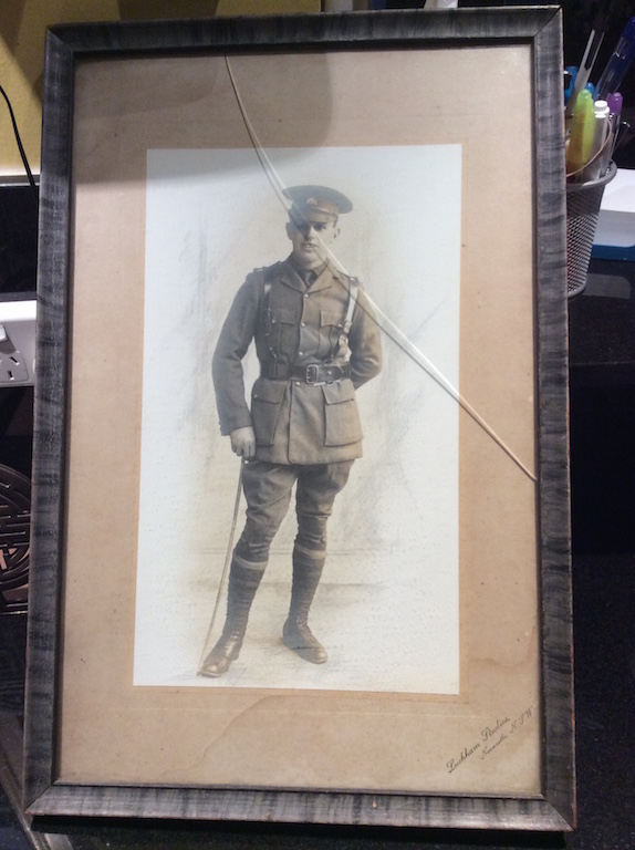 Pte Thorold Toll