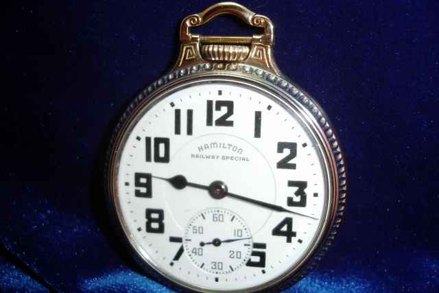 Hamilton Model No.3
