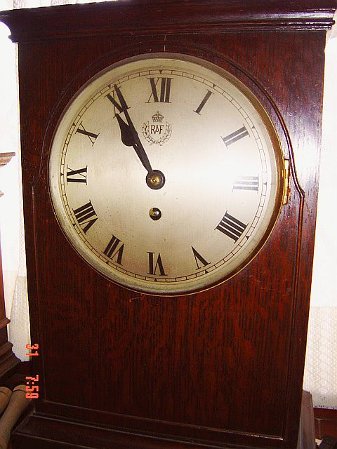 RAF CLOCK