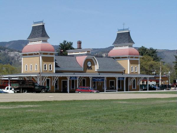 North Conway Depot